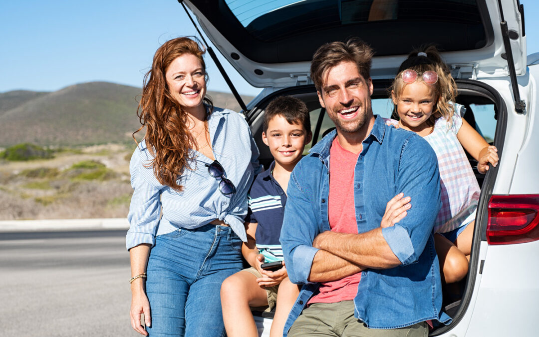 Summer Family Vacations: Make Sure Your Car is Ready!
